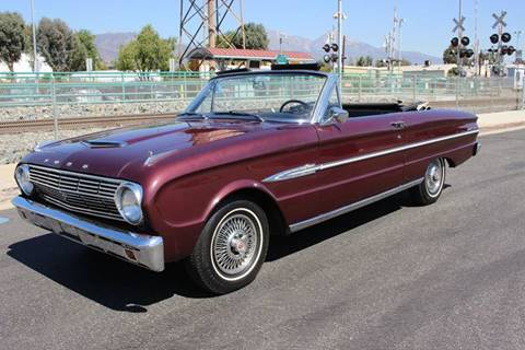 1963 Ford Falcon for sale in La Verne, CA