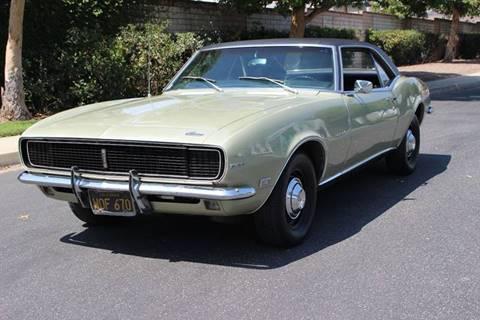 1968 Chevrolet Camaro for sale in La Verne, CA