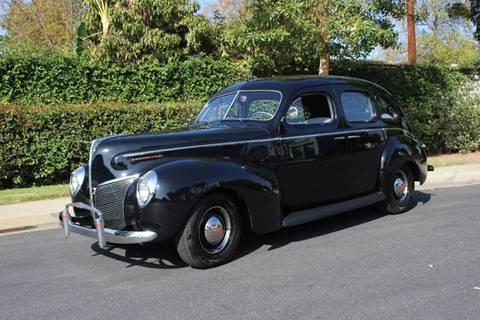 1940 Mercury Sedan Mercury 8 for sale at American Classic Cars in La Verne CA