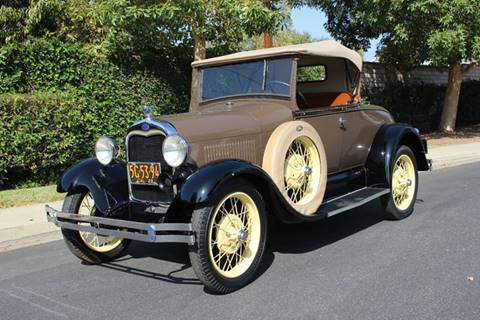 1929 Ford Model A for sale in La Verne, CA
