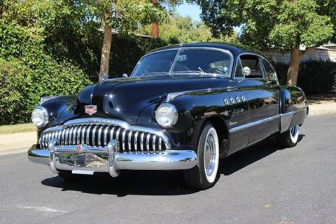 1949 Buick Roadmaster for sale at American Classic Cars in La Verne CA