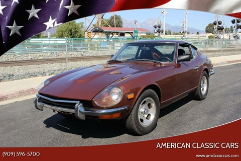 Datsun 240z For Sale California >> Datsun 240z For Sale In California Carsforsale Com