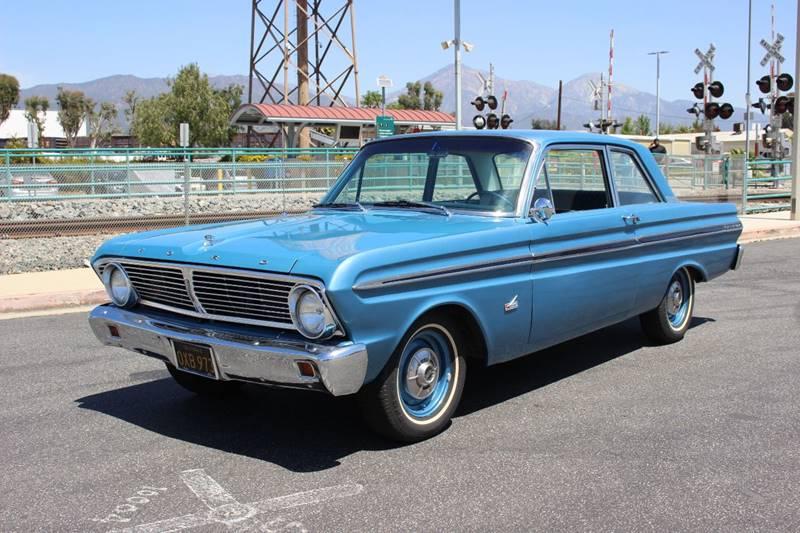 1965 Ford Falcon Futura In La Verne Ca American Classic Carsrhamclassiccars: 1965 Ford Falcon Cars At Cicentre.net
