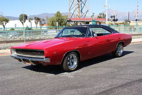 1968 Dodge Charger for sale at American Classic Cars in La Verne CA