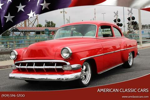 1954 Chevrolet 210 for sale at American Classic Cars in La Verne CA