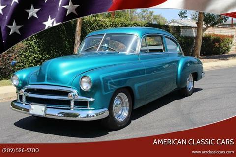 1950 Chevrolet Fleetline for sale in La Verne, CA