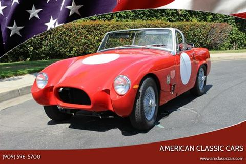 1965 Austin-Healey Sprite Mark III for sale at American Classic Cars in La Verne CA