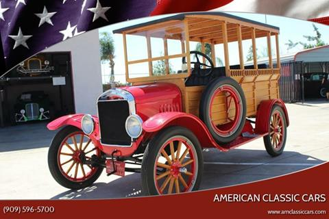 1922 Ford Model T for sale at American Classic Cars in La Verne CA
