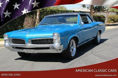 1967 Pontiac Tempest for sale in La Verne, CA