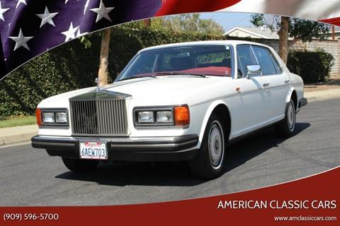 1985 Rolls-Royce Silver Spur for sale in La Verne, CA