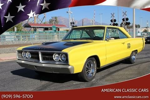 1966 Dodge Coronet for sale at American Classic Cars in La Verne CA