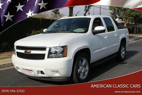 2007 Chevrolet Avalanche for sale at American Classic Cars in La Verne CA