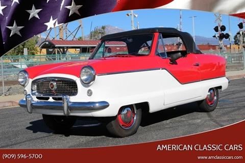 1960 Nash Metropolitan for sale in La Verne, CA