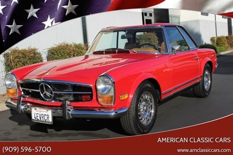 1970 Mercedes-Benz 280-Class for sale in La Verne, CA