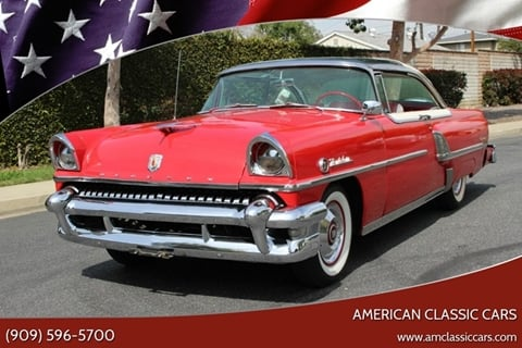 1955 Mercury Montclair for sale at American Classic Cars in La Verne CA
