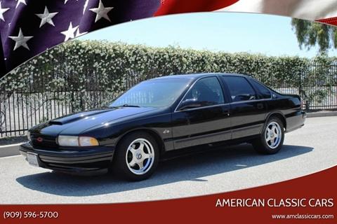 1995 Chevrolet Impala for sale in La Verne, CA