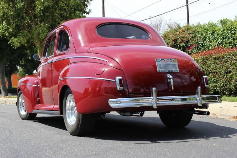 1941 Ford Coupe Super Deluxe In La Verne CA - American