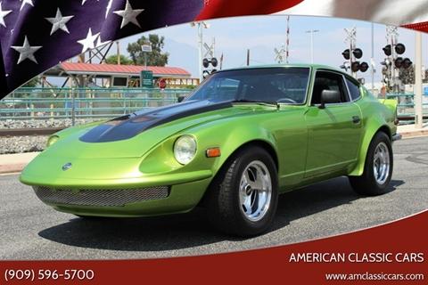 1971 Datsun 240Z for sale at American Classic Cars in La Verne CA