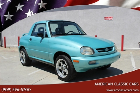 1996 Suzuki X-90 for sale at American Classic Cars in La Verne CA