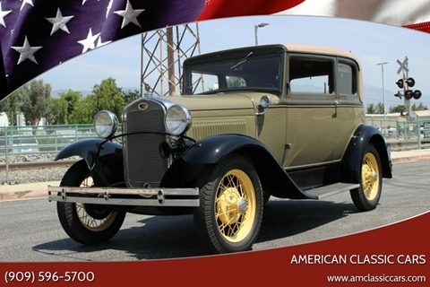1931 Ford Model A for sale in La Verne, CA