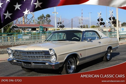 1967 Ford LTD for sale at American Classic Cars in La Verne CA