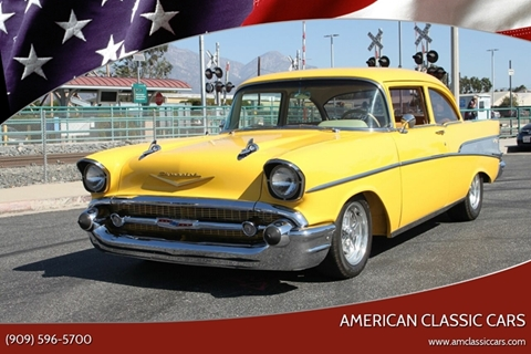1957 Chevrolet 210 for sale at American Classic Cars in La Verne CA