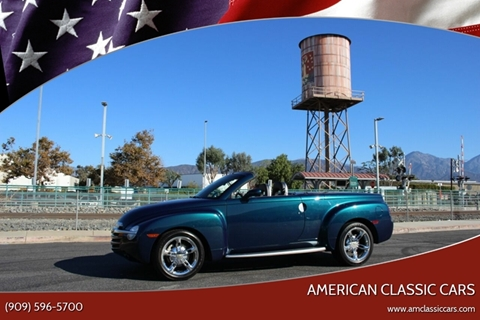 2005 Chevrolet SSR for sale in La Verne, CA