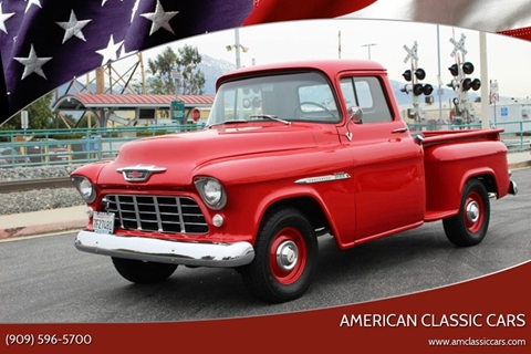 1955 Chevrolet 3100 for sale at American Classic Cars in La Verne CA