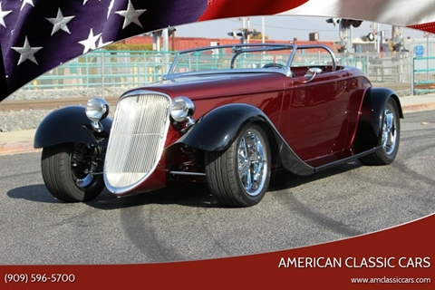 1933 Factory 5 Hot Rod for sale at American Classic Cars in La Verne CA