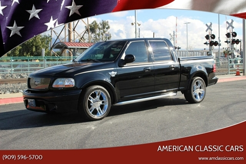 2003 Ford F-150 for sale at American Classic Cars in La Verne CA