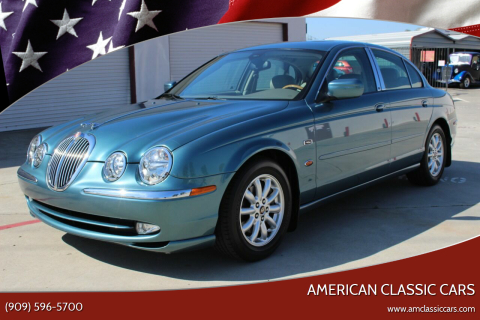 2001 Jaguar S-Type for sale at American Classic Cars in La Verne CA