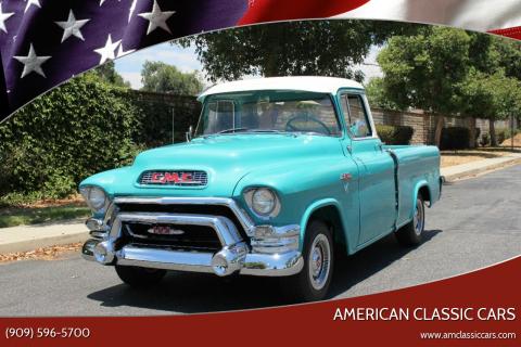 1955 GMC Suburban for sale at American Classic Cars in La Verne CA