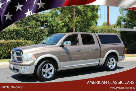 2009 Dodge Ram Pickup 1500 for sale at American Classic Cars in La Verne CA