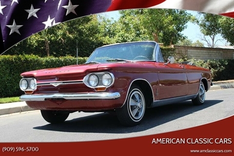 1964 Chevrolet Corvair for sale at American Classic Cars in La Verne CA