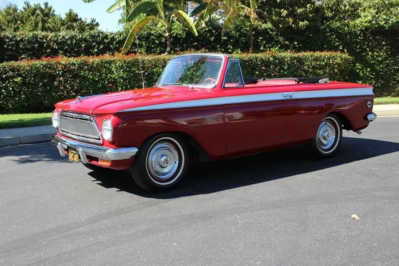 1963 American Motors Rambler for sale at American Classic Cars in La Verne CA