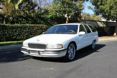 1996 Buick Roadmaster for sale in La Verne, CA