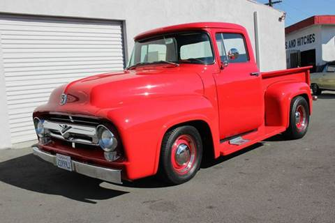 1956 Ford F-100 for sale at American Classic Cars in La Verne CA