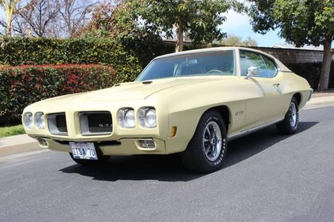 1970 Pontiac GTO for sale in La Verne, CA