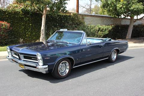 1965 Pontiac Le Mans for sale at American Classic Cars in La Verne CA