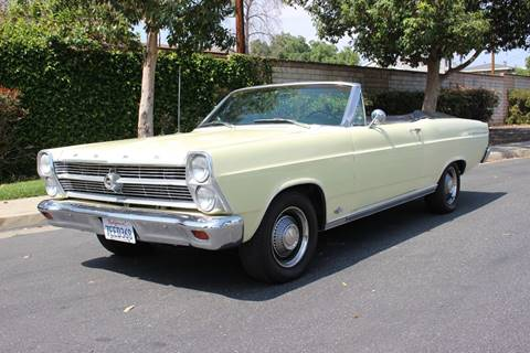 1966 Ford Fairlane 500 for sale at American Classic Cars in La Verne CA