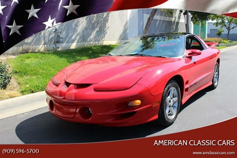 1998 Pontiac Firebird for sale in La Verne, CA