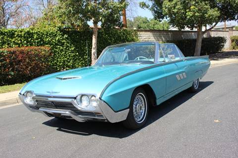 1963 Ford Thunderbird for sale at American Classic Cars in La Verne CA