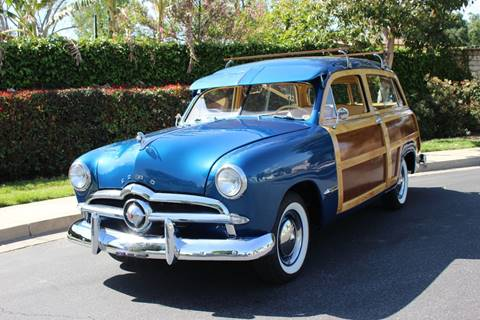 1949 Ford WOODY for sale at American Classic Cars in La Verne CA