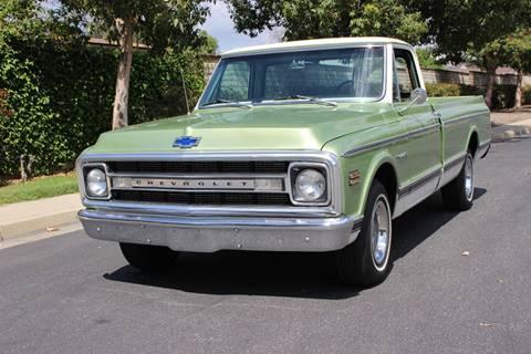 1970 Chevrolet C/K 10 Series for sale in La Verne, CA