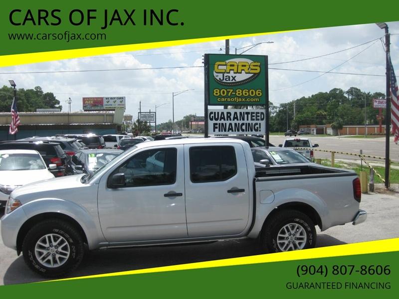 Used Trucks Jacksonville Fl >> Cars Of Jax Inc Used Cars Jacksonville Fl Dealer