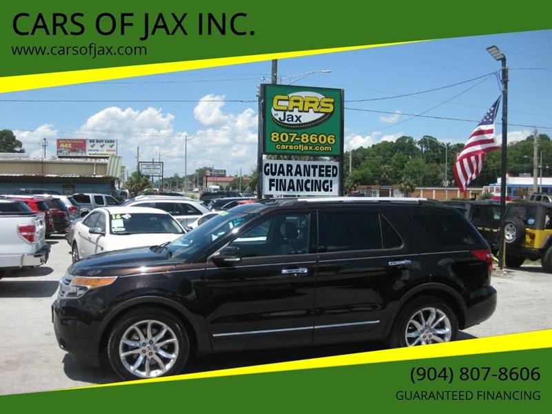 Car Dealerships In Jacksonville Fl >> Cars Of Jax Inc Used Cars Jacksonville Fl Dealer