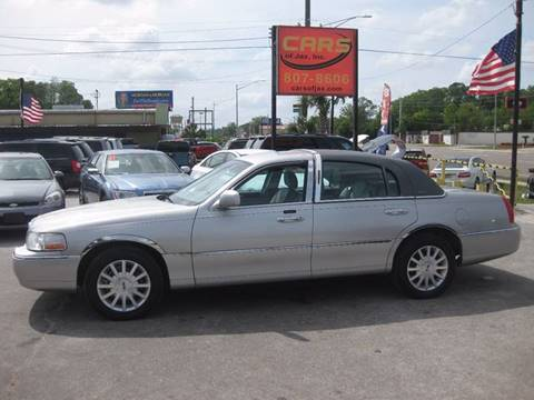 2006 Lincoln Town Car for sale in Jacksonville, FL