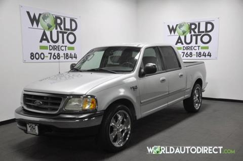 2003 Ford F-150 for sale in Houston, TX