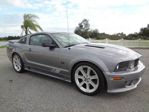 2007 Ford Mustang for sale at Specialty Motors LLC in Land O Lakes FL