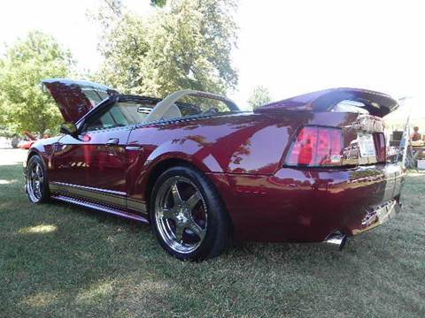2004 Ford Mustang for sale at Specialty Motors LLC in Land O Lakes FL